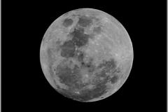 Pleine lune du 23 Janvier 2016