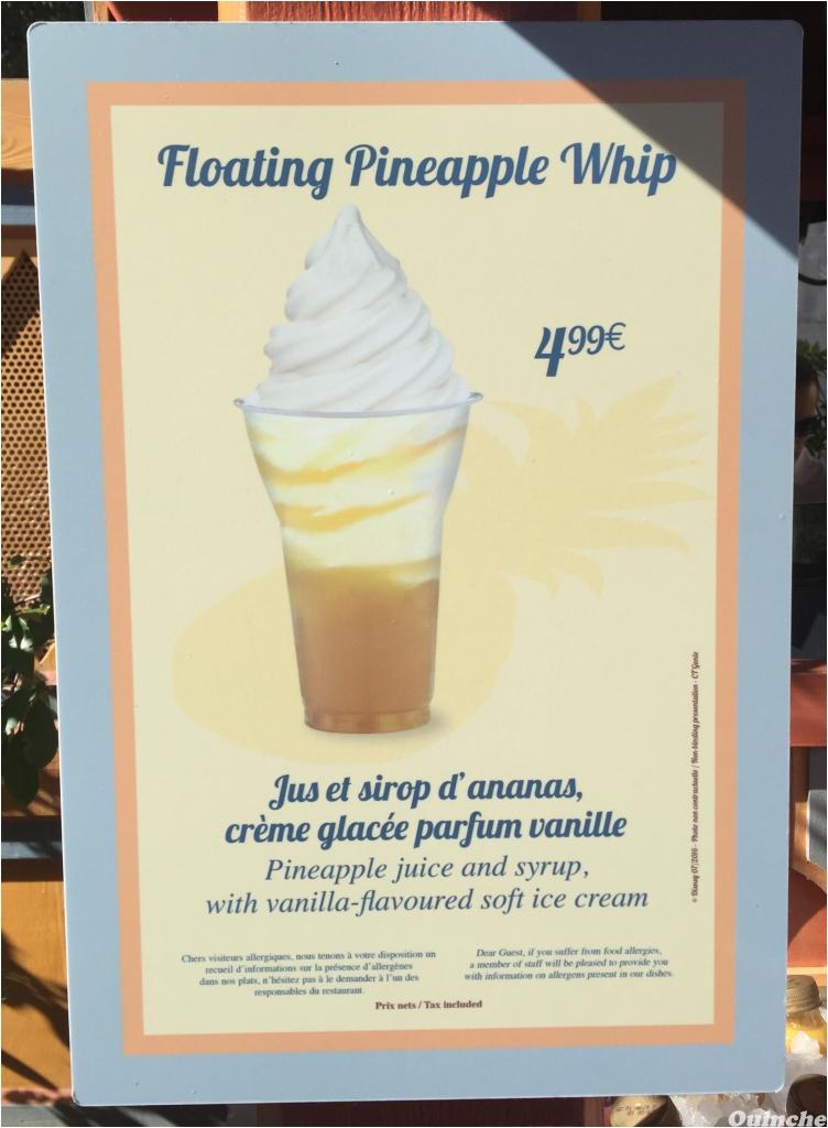Pineapple Whip: un en-cas glacé inspiré du Dole Whip américain - Page 10 Floating_PineApple