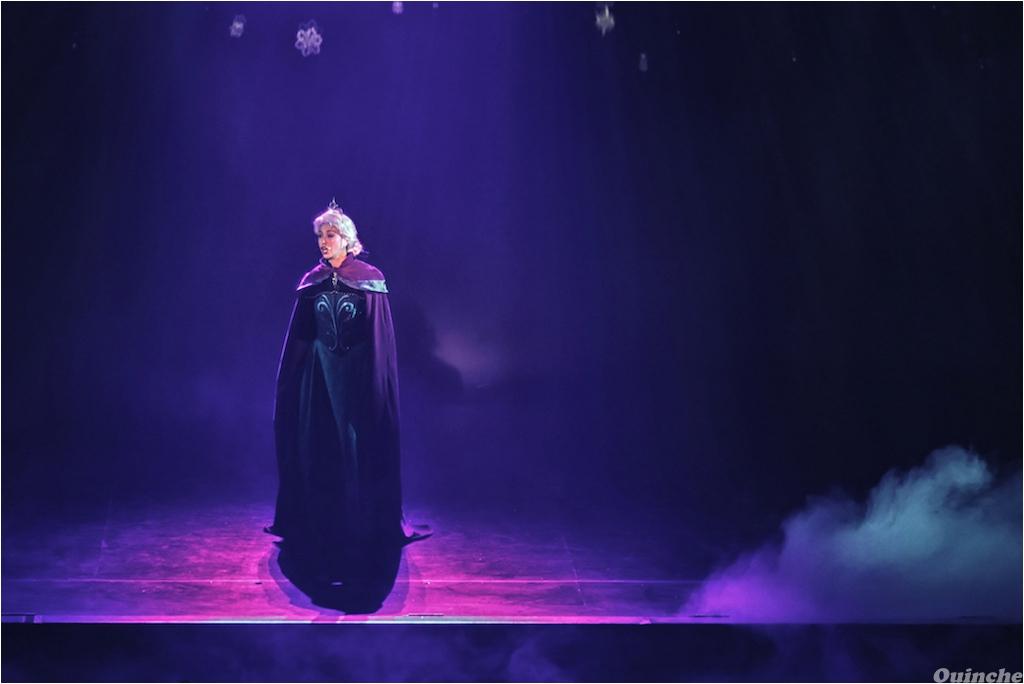 Reine Des Neiges avant transformation