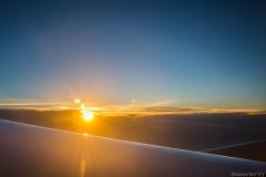 KIVA le Faire N° 62 : Coucher de soleil