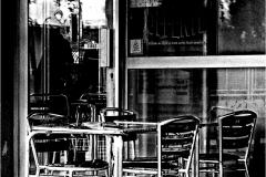 KIVA le faire n°7 : terrasse de café