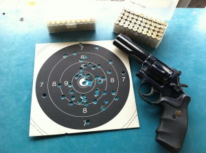 Smith&Wesson 586 4""