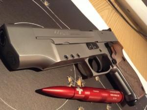 SigSauer P200 X-ZONE