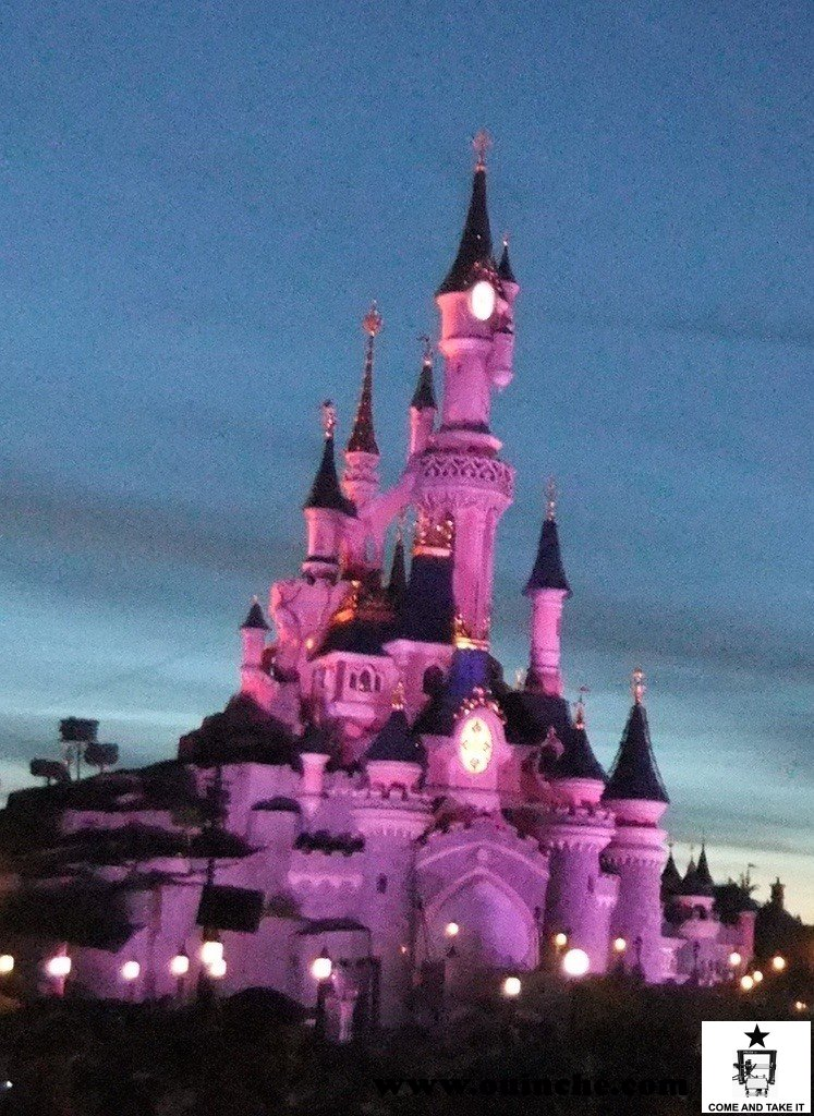 Bon baisers de Disneyland