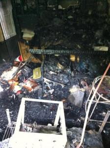 8 : Destruction appartement Photos issues de reprap.org ou des IRC correspondants