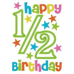 Joyeux demi anniversaire www.ouinche.com