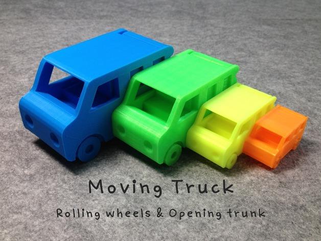 Mooving Truck de Eunni