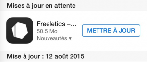 Freeletics : Mise à jour 2.10 : Art of Trolling