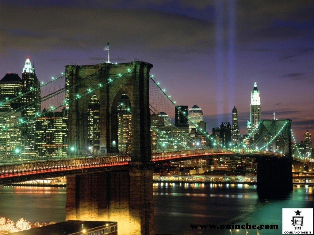 Vue du pont de Brooklyn ( source : www.aurelle.co )