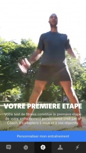 Extrait vidéo test fitness 2