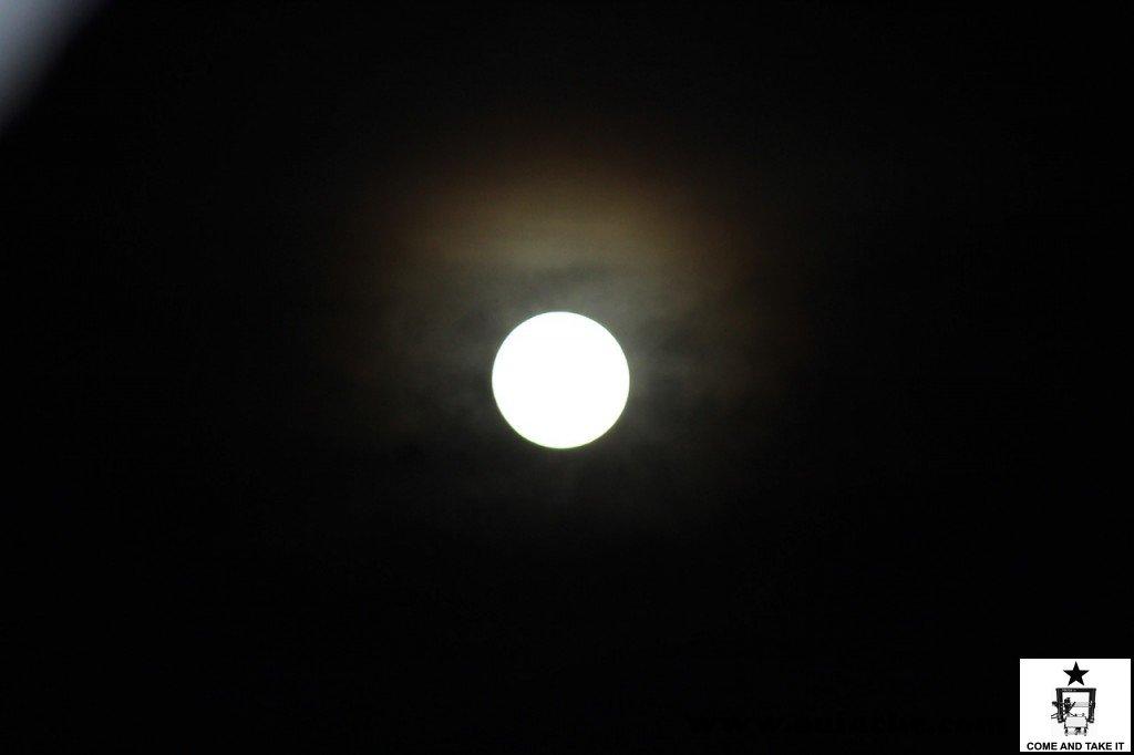 Photo de la pleine lune du 23 Janvier 2016 : Rappel du FAIL