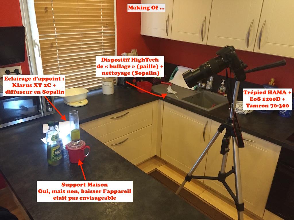 Making Of l'antonyme : Qu'est ce qu'il y a derrière la photo ?