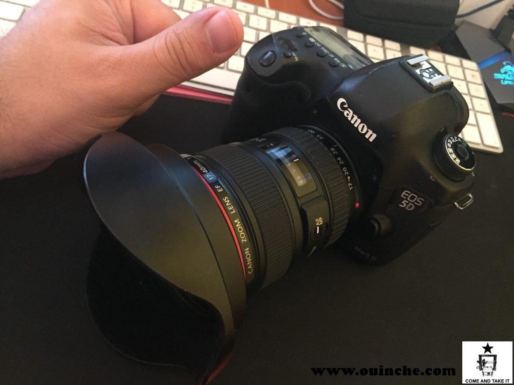 Canon 5D III du Ouinche