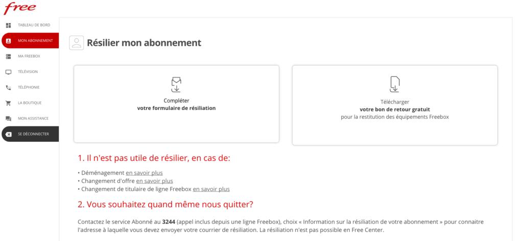 Comment Résilier Son Abonnement Freebox Delta Devialet