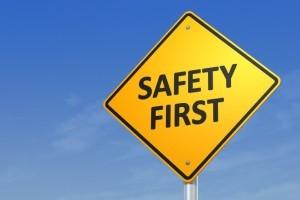 120 - Safety First