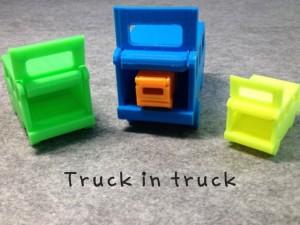 PrintCeption, Truck in Truck 130 - NC